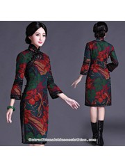 Buy Chinese Qipao Dresses Online, Cheap Cheongsam Dress From China